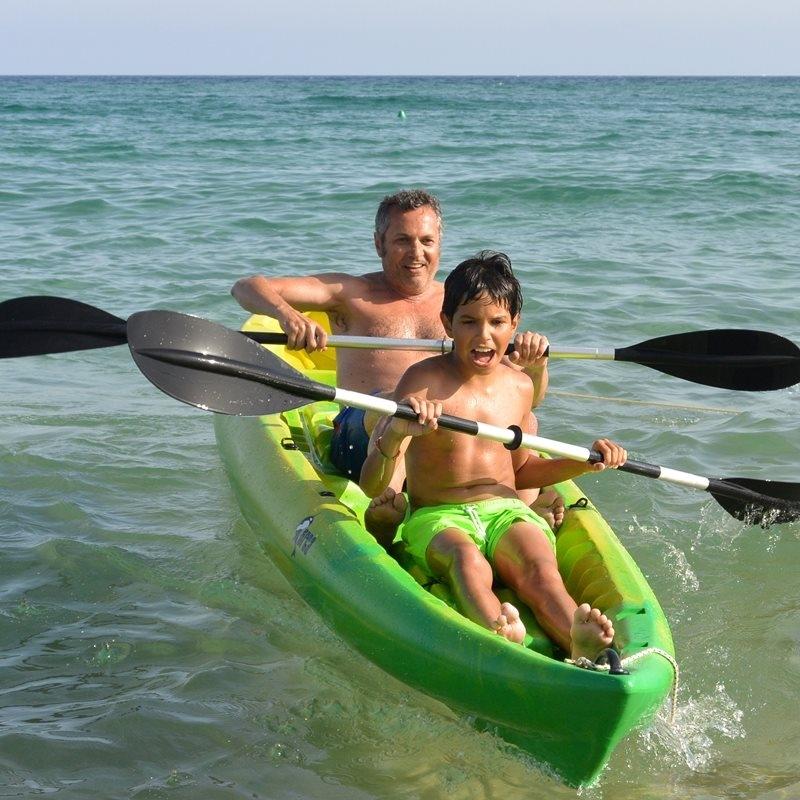 Alquiler de Kayak