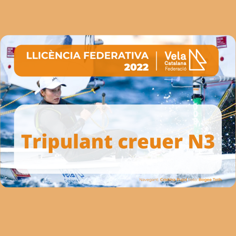 Licencia de tripulante de crucero N3